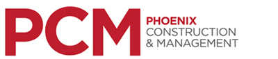 Phoenix Construction & Management Logo